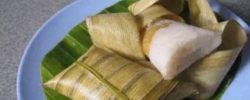 Cara Membuat Kue Bantal Pisang Khas Bali