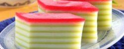 Resep Kue Pepe Lapis