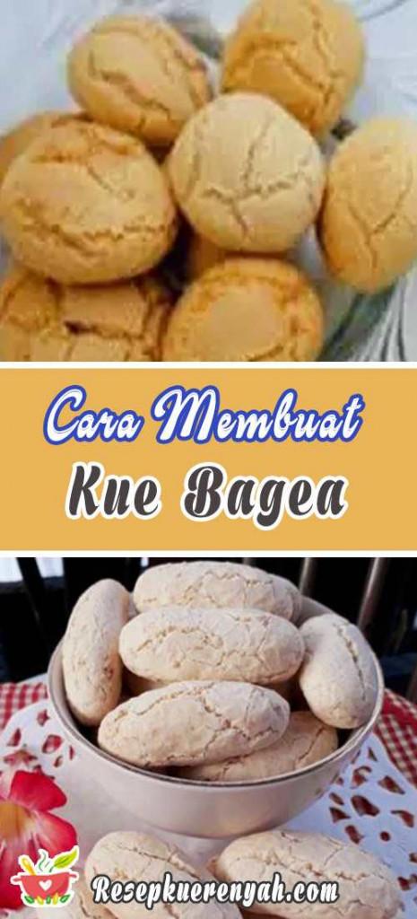 Cara Membuat Kue Bagea