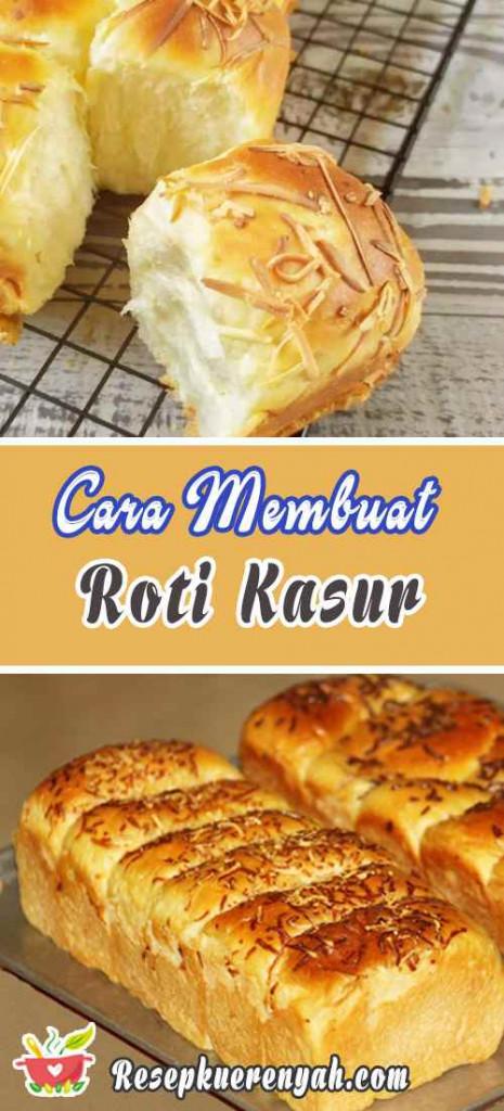 Cara Membuat Roti Kasur