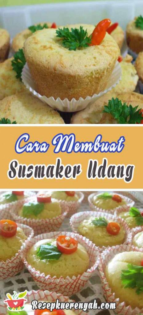 Cara Membuat Susmaker Udang