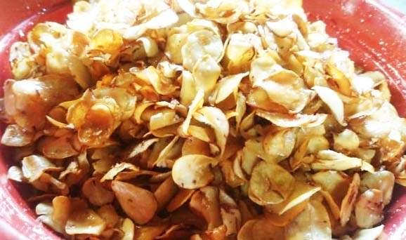 Resep Keripik Biji Nangka Atau Biji Durian