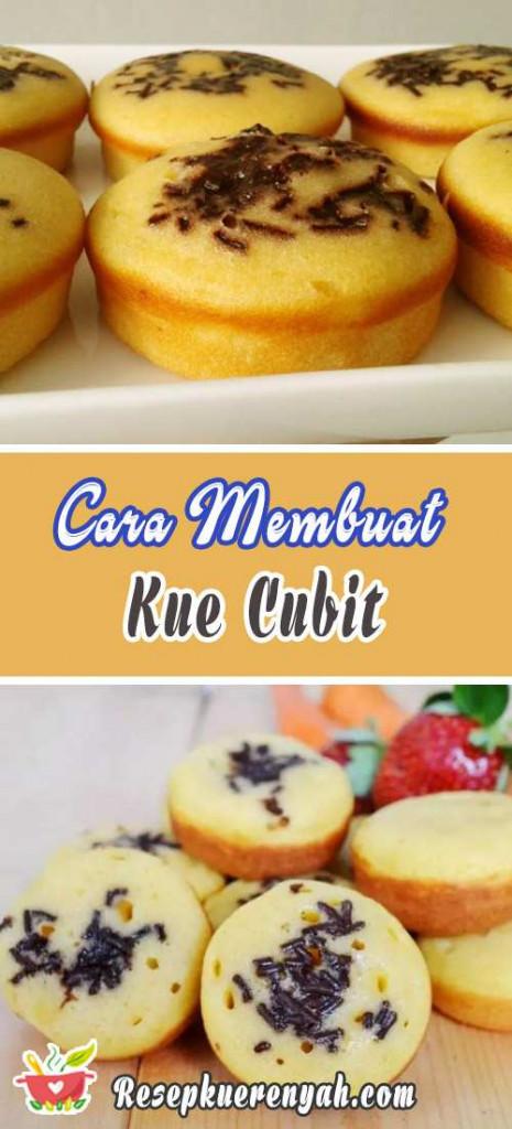 Cara Membuat Kue Cubit