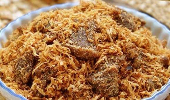 Resep Dendeng Ragi Daging Sapi