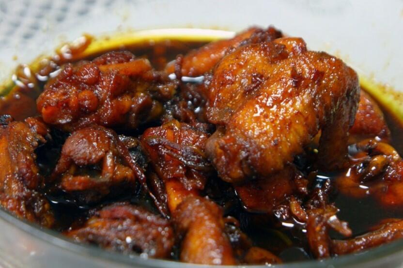 Resep Semur Ayam Spesial Nikmat Lezat