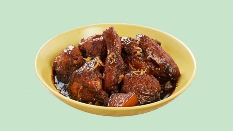 Resep Semur Ayam Simpel - Resep Semur Ayam