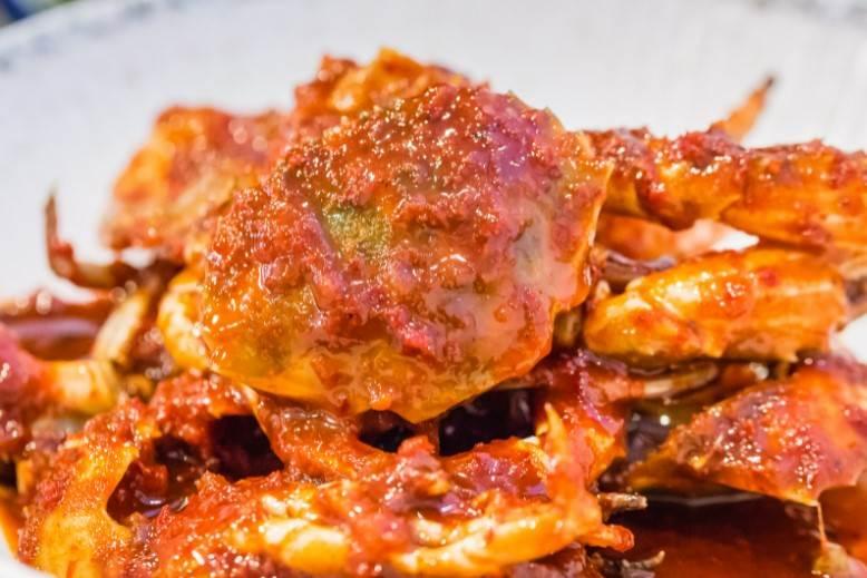 Resep Kepiting Saus Pedas Nikmat Banget - Resep Kepiting Pedas
