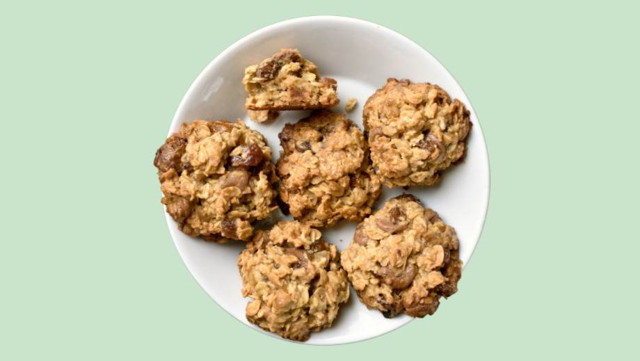 Resep Oatmeal Cookies - Resep Oatmeal Cookies