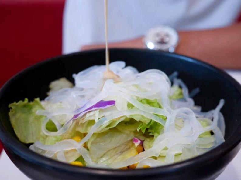 Resep Salad Hoka Hoka Bento - Resep Salad Hokben