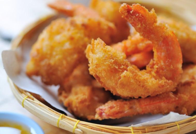 Resep Udang Crispy - Resep Udang Goreng Tepung Crispy