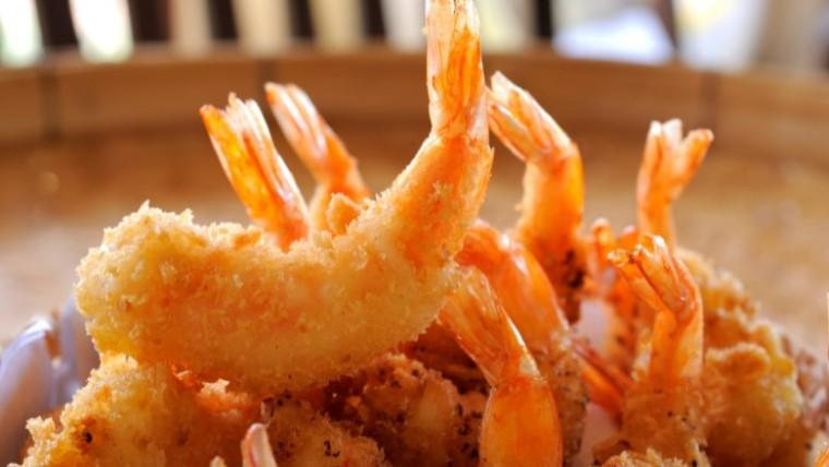 Resep Udang Goreng Tepung - Resep Udang Goreng Tepung Crispy