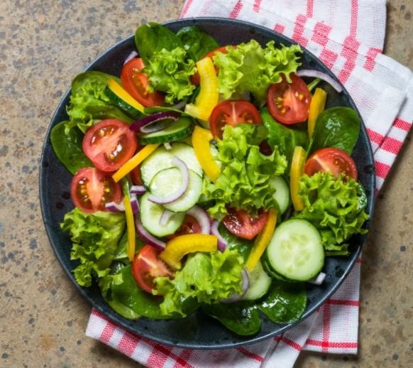 Salad Sayur Enak Bergizi E1623087545887 - Resep Salad Sayur