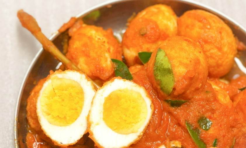 Cara Membuat Telur Bumbu Bali - Resep Telur Bumbu Bali