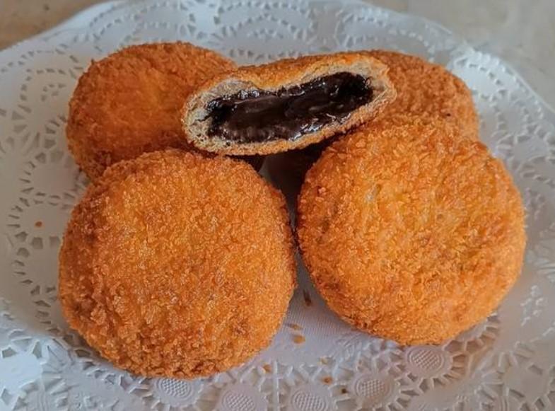 Resep Roti Goreng Isi Cokelat - Resep Roti Goreng Isi Cokelat