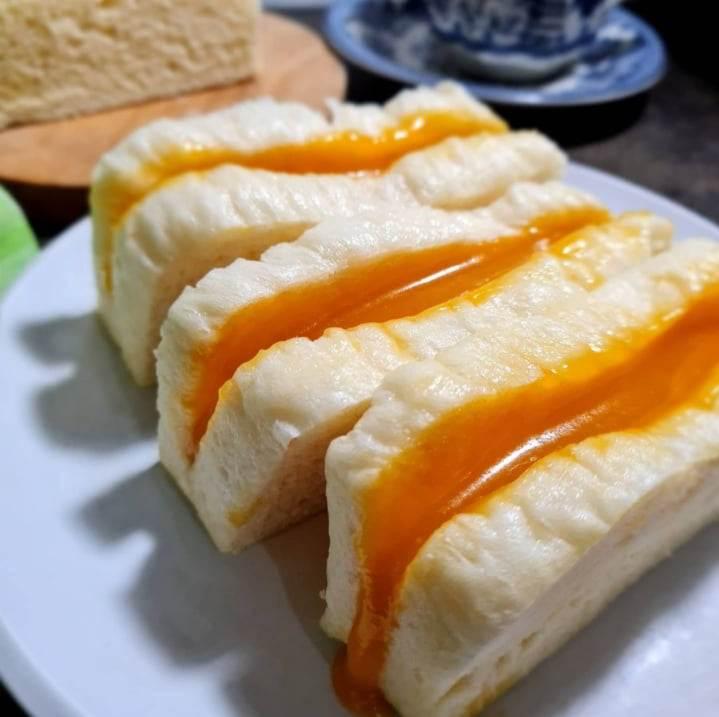 Cara Membuat Roti Tawar Kukus - Resep Roti Tawar Kukus