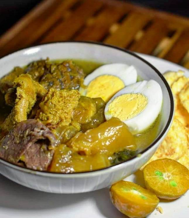 Cara Membuat Soto Daging Madura - Resep Soto Daging Madura
