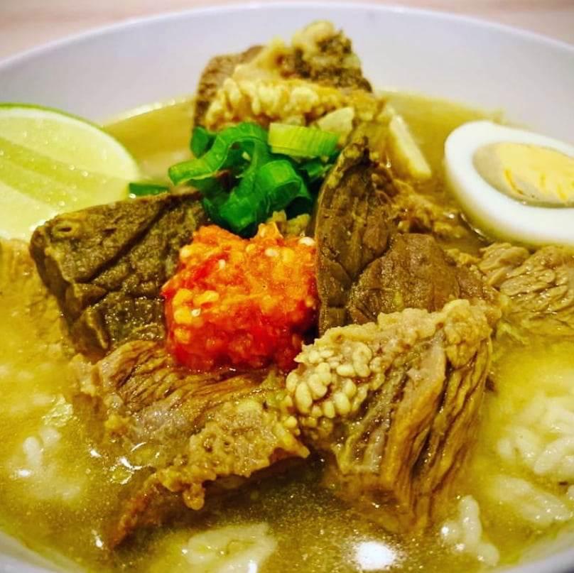 Cara Membuat Soto Sulung - Resep Soto Sulung