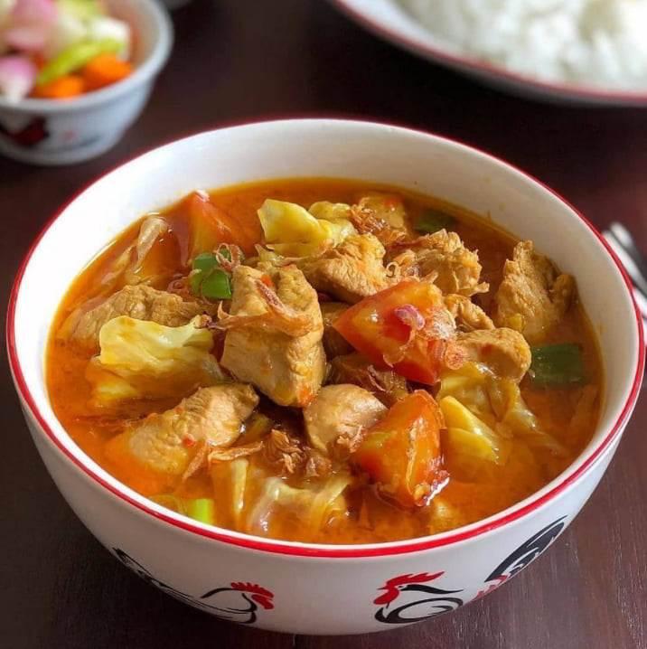 Resep Tongseng Ayam - Resep Tongseng Ayam