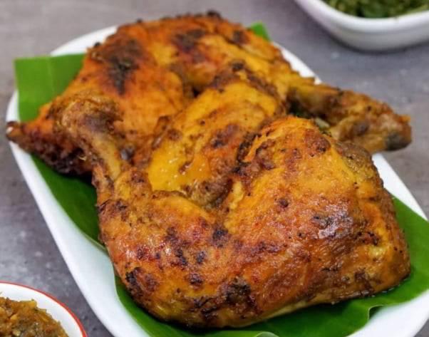 Resep Ayam Bakar Padang - Resep Ayam Bakar Padang