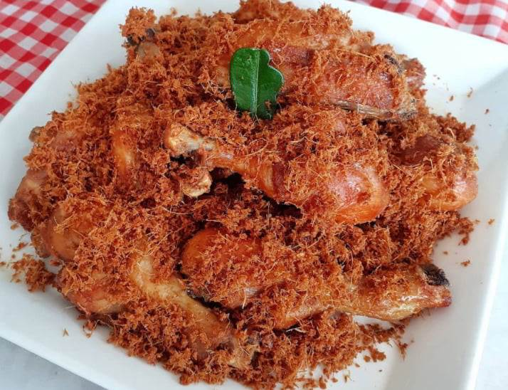 Resep Ayam Goreng Lengkuas - Resep Ayam Goreng Lengkuas