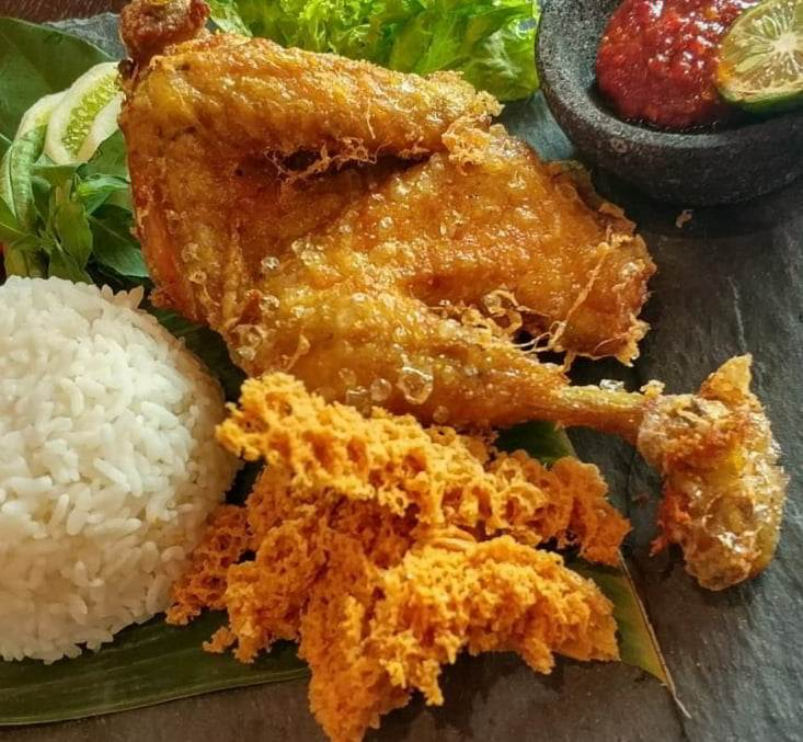 Resep Ayam Kremes - Resep Ayam Kremes
