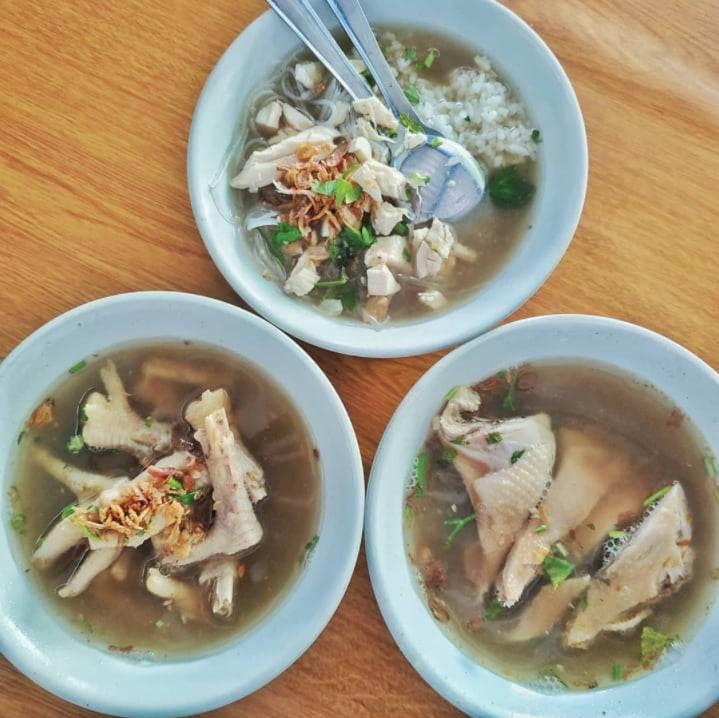 Resep Sop Ayam Pak Min - Resep Sop Ayam Pak Min